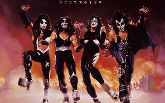 KISS: Destroyer (Resurrected)