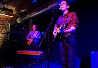 Justin Townes Earle und Andrew Combs live in Hamburg