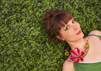 Die Hamburger Songwriterin Mia blüht im Portrait