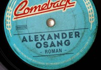 Alexander Osang: Comeback – Roman