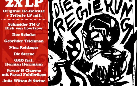 Die Regierung: Supermüll – Remastered Album Review + Tribute Album