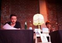 Lesung mit Kathrin Wessling und Tim Sohr in Hamburg
