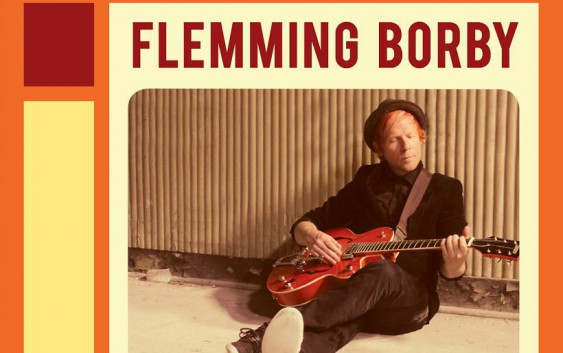Flemming Borby: Somebody Wrong – Album Review