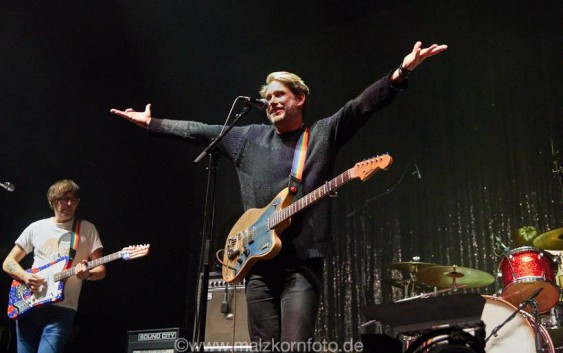 Tocotronic live in der Hamburger Sporthalle – Konzertreview
