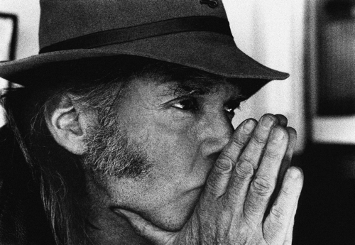 Song des Tages: Like A Hurricane von Neil Young