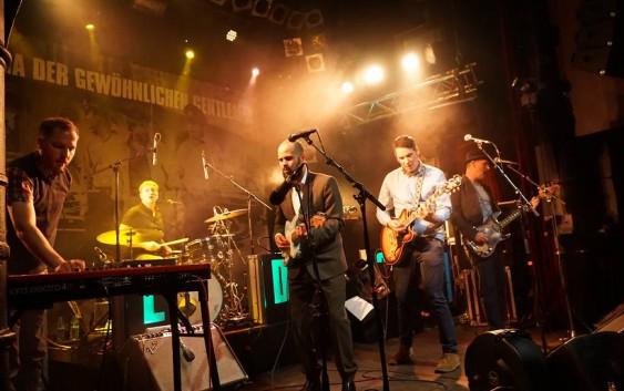 Die Liga der gewöhnlichen Gentlemen live in Hamburg 2015 – Konzertreview