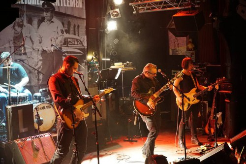 The Sonnenbergs live knust 2015