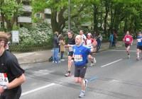 Persönliche Bestzeit beim Berlin-Marathon 2017