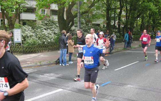Der Berlin-Marathon 2017 und die Nacht der Zehner in Hamburg