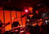 Wellness und Kristoffer & The Harbour Heads live in Hamburg