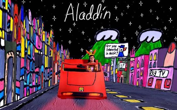 Adam Green: Aladdin – Album Review