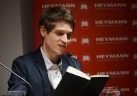 Lesung mit Benedict Wells in Hamburg