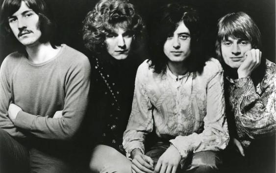 Led Zeppelin – When Giants Walked The Earth von Mick Wall