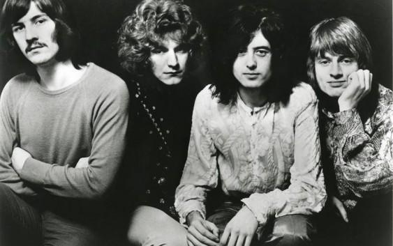 Die Top-Ten-Songs von Led Zeppelin