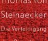 Thomas von Steinaecker: Die Verteidigung des Paradieses – Roman