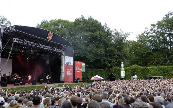 Hamburger Stadtpark-Open-Air-Saison 2018
