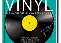 Mike Evans: Vinyl – Die Magie der schwarzen Scheibe – Grooves, Design, Labels, Geschichte und Revival