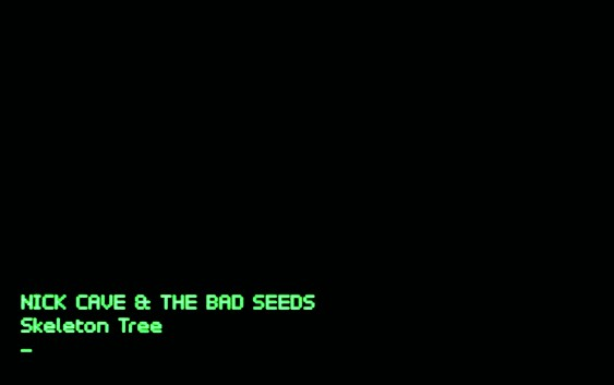 Nick Cave & The Bad Seeds: Skeleton Tree – Album Review