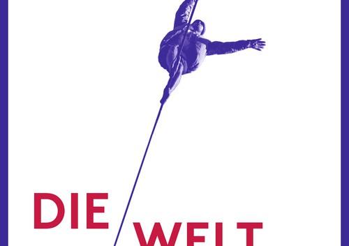 Thomas Melle: Die Welt im Rücken