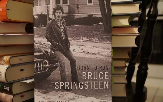 Bruce Springsteen: Born To Run – Die Autobiografie