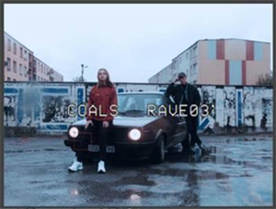 Song des Tages: RAVE03 von Coals