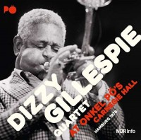 Sounds & Books_Dizzy Gillespie At Onkel Pö's Carnegie Hall_Cover