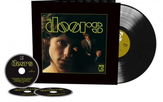 The Doors: The Doors – 50th Anniversary Deluxe Edition – Albumreview