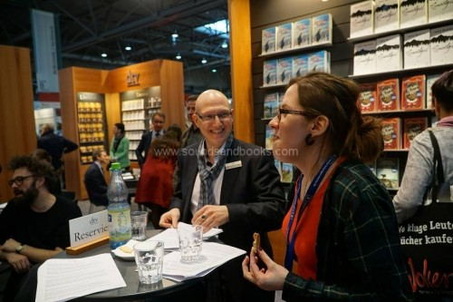 Sounds & Books_Leipziger Buchmesse 2017_dtv mit Sophie Weigand