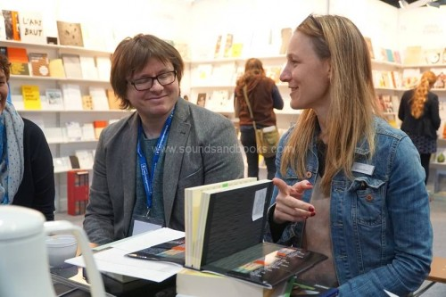 Sounds & Books_Leipziger Buchmesse 2017_Stiftung Buchkunst