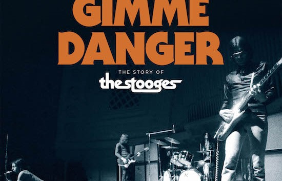 Iggy Pop im Soundtrack: Gimme Danger – The Story Of The Stooges – A Film By Jim Jarmusch