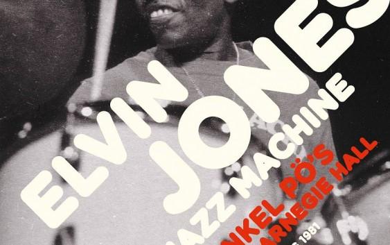 Elvin Jones: At Onkel Pö's Carnegie Hall – Albumreview