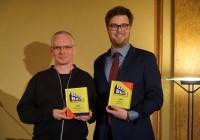 Torsten Seifert gewinnt den Blogbuster-Preis 2017