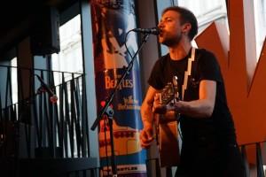 Joe Astray live Hamburg Helter Skelter Bar