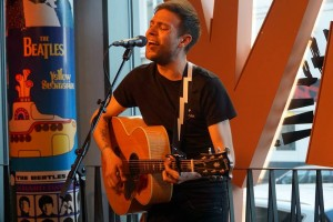 Joe Astray live in Hamburg Helter Skelter Bar 2017 by Gérard Otremba