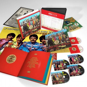 Sounds & Books_The-Beatles-Sgt-Pepper-6-Disc-3D-Product-Shot-photocredit-universal-music