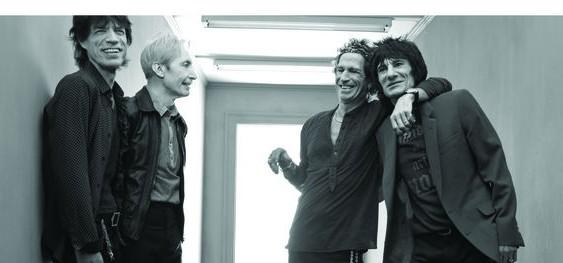 Die Rolling Stones auf Deutschland-Tour 2017