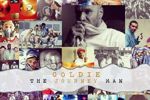 Goldie: The Journey Man – Album Review