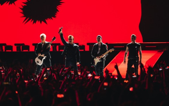 U2 live in Berlin – Konzertreview