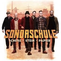 Sounds & Books_Sondaschule_Schere_Stein_Papier_Albumcover