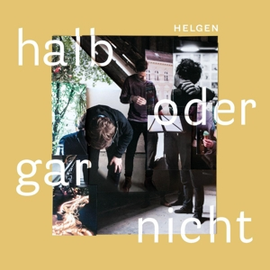 Sounds & Boosks_Helgen_Halb oder gar nicht-Cover