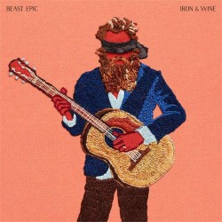 Sounds & Books_Iron & Wine_Beast Epic_Cover