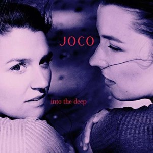 Sounds & Books_JOCO_Into The Deep_Cover