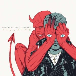 Sounds & Books_Queens Of The Stone Age_Villains_Cover