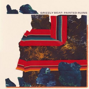 Sounds & Books_Grizzly_Bear_Painted_Ruins_album_cover