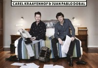 Carel Kraayenhof & Juan Pablo Dobal: Hotel Victoria – Album Review