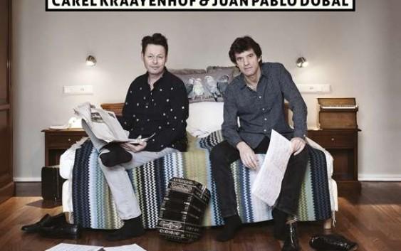 Carel Kraayenhof & Juan Pablo Dobal: Hotel Victoria – Album Review