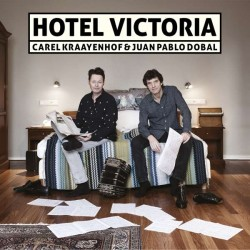 Sounds & Books_Carel Kraayenhof_Hotel Victoria_Cover