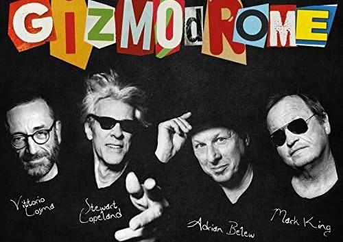 Gizmodrome: Gizmodrome – Album Review
