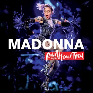 Madonna_Rebel Heart Tour_Cover