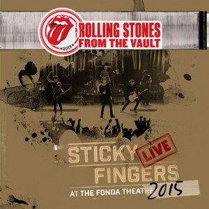 Sounds & Books_The Rolling Stones_Sticky Fingers_Fonda Theater_Cover